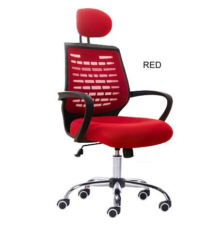 Mega D28 Exclusive Home Office Chair Deluxe Comfortable (RED)