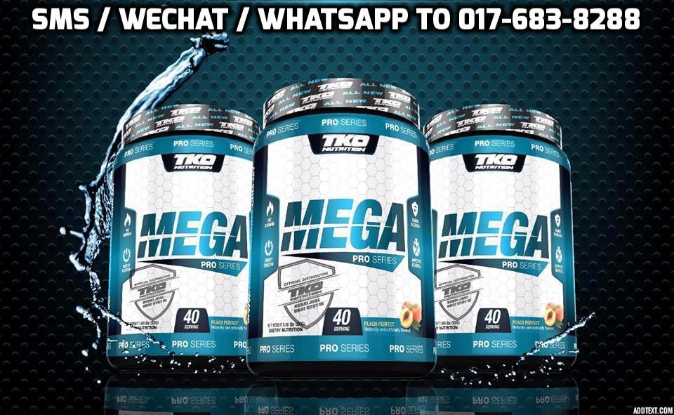 NEW Mega Fat Burner Pro Series (40 servings) / Weight Loss / Slimming