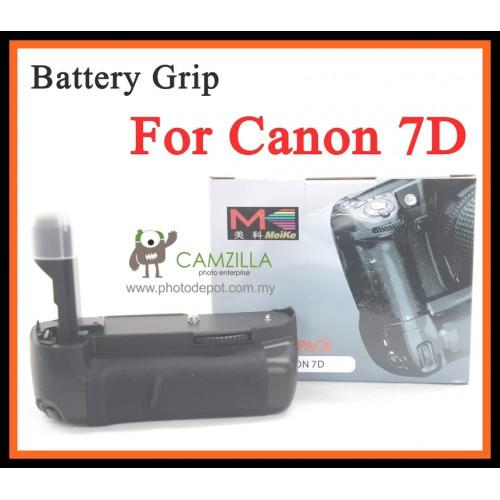 Meike Battery Grip MK-7D for Canon 7D