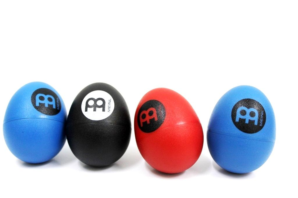 MEINL Egg Shaker Percussion Instruments