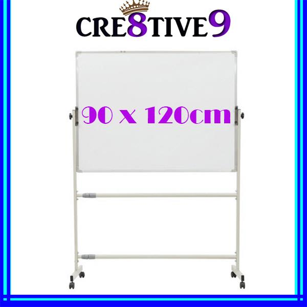 MEISITE Moveable Double sided whiteboard 90x120cm (Pre-order)