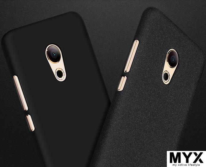 Meizu Pro 6 Matte Slim Hard TPU Casing Case Cover
