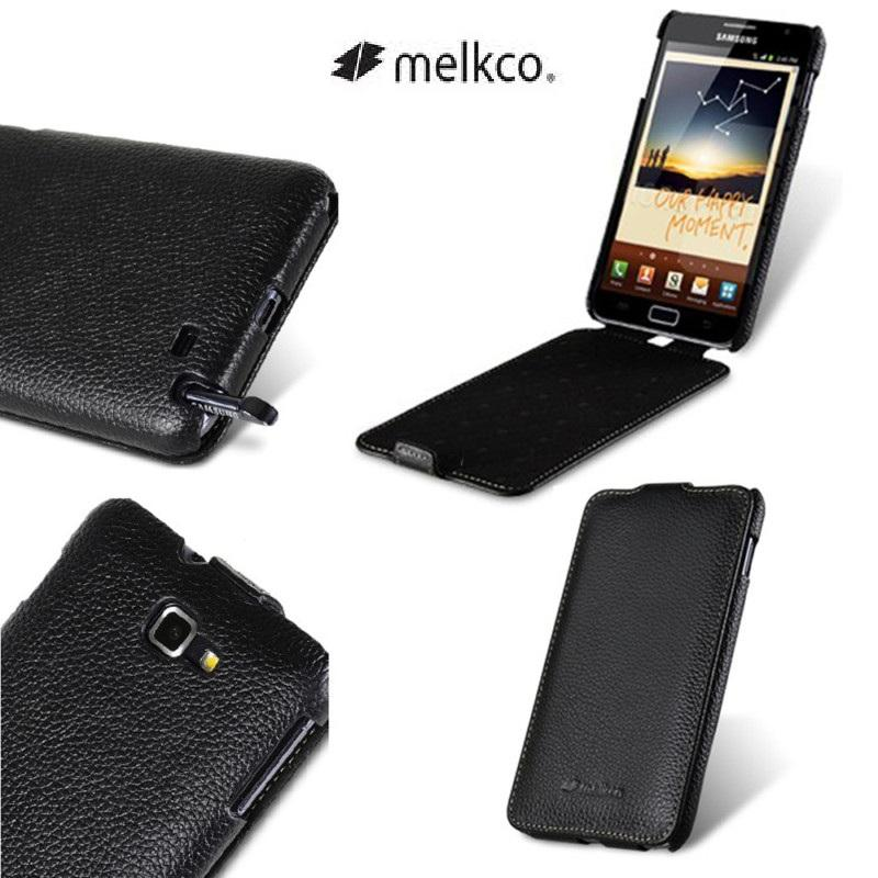 Melkco Leather Case for Samsung Galaxy Note GT-N7000 i9220 Jacka Type