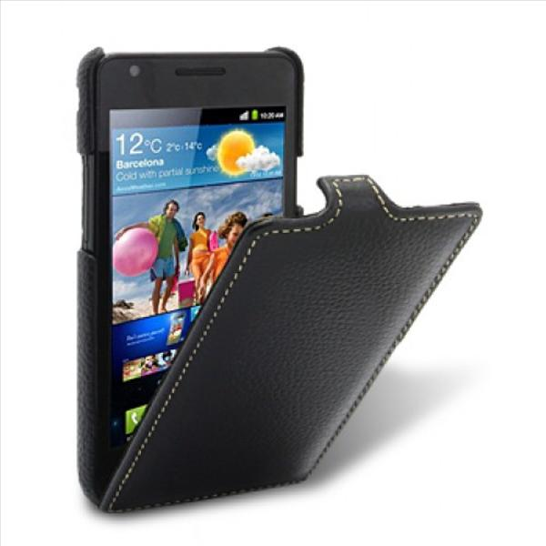 Melkco Luxury handmade leather case for Samsung Galaxy S2 I9100 SII