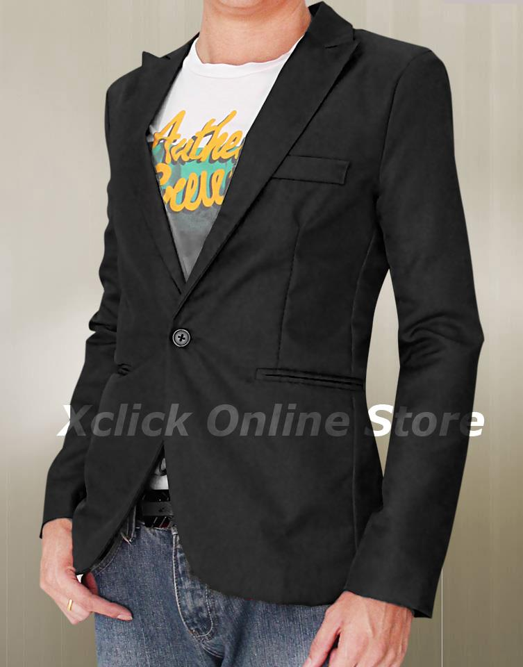 Men Coat- Korean version of casual men- 4 color