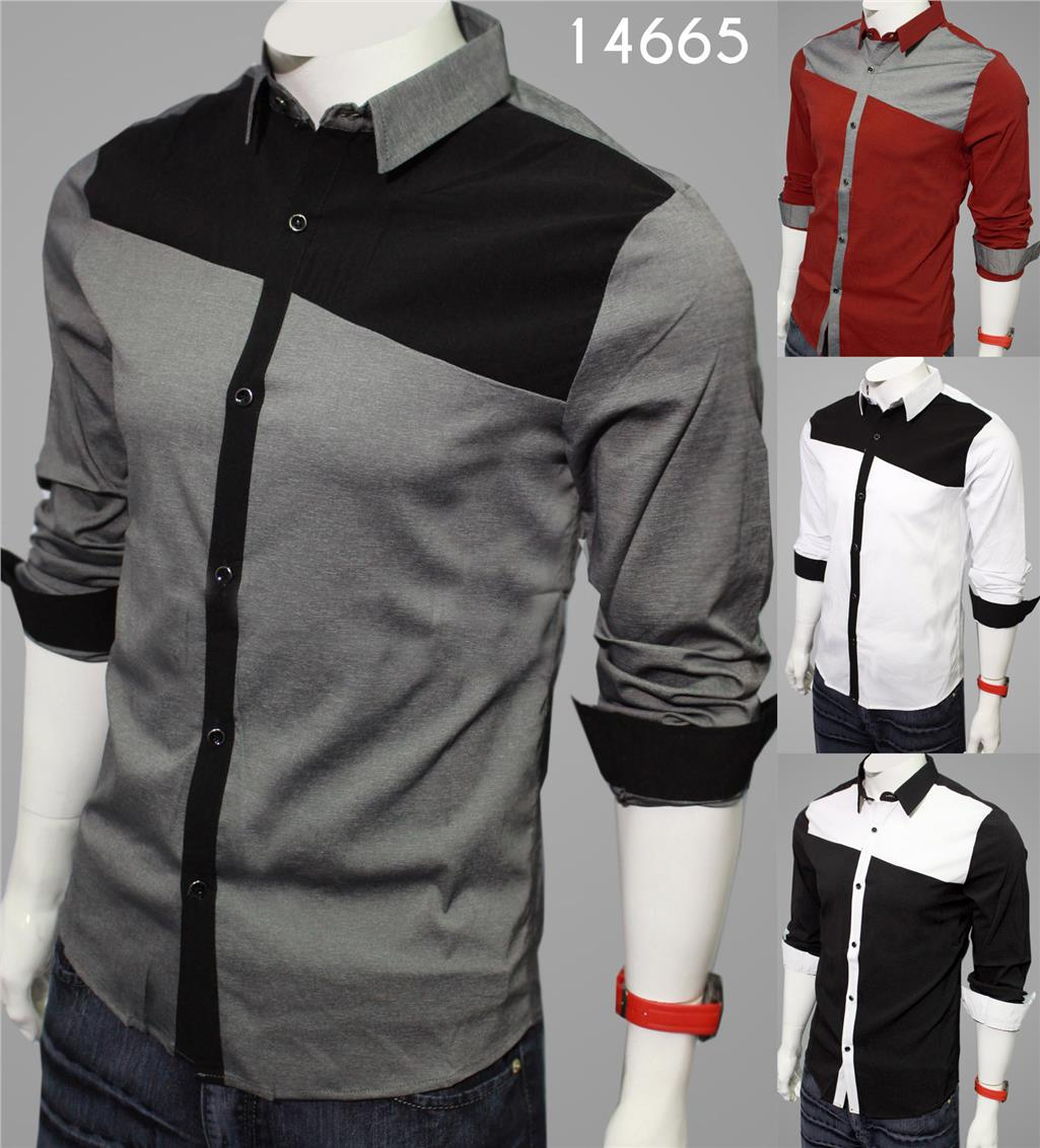 Men Elegant Shirt DesignKorean Mat end 4142015 1133 AM