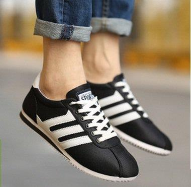 Men's casual shoes breathable shoes male student