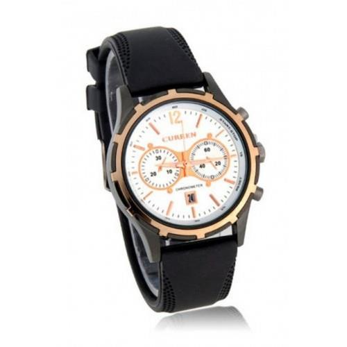 Men 39 s curren 8066 fashion and leisur end 5 11 2016 4 15 pm Curren leisure style fashion watch price