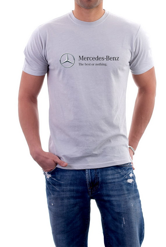 Men wear white mercedes benz the best or nothing t end 9 for Mercedes benz wear