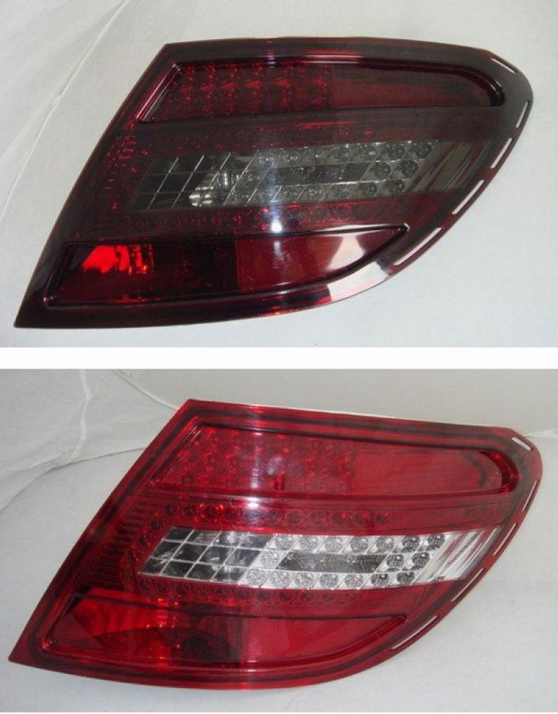 MERCEDES BENZ C-Class W204 07-10 LED Tail Lamp [C Style]