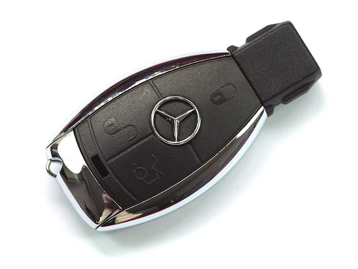 What 39 s ur pendrive for Mercedes benz car key
