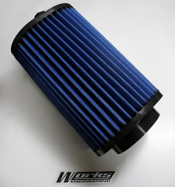 MERCEDES BENZ E200 L4 2002-10 WORKS ENGINEERING Drop In Air Filter