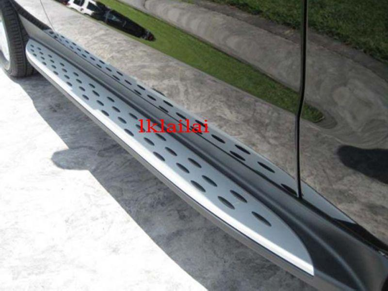 Mercedes Benz M-Class W166 '12 Running Board Aluminum