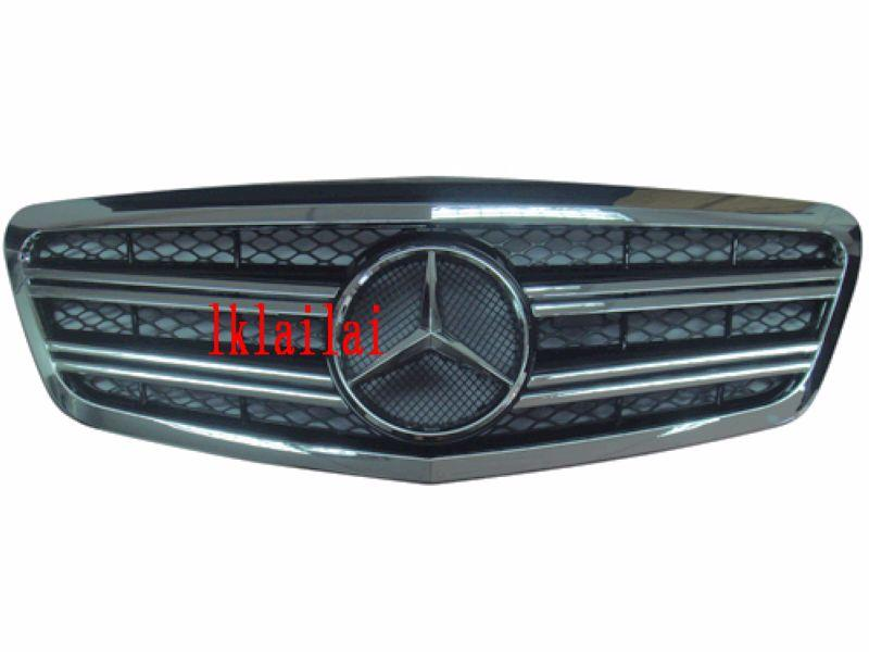 Mercedes Benz S-Class W221 '10 CL Sport Grille [Black/Silver/White]