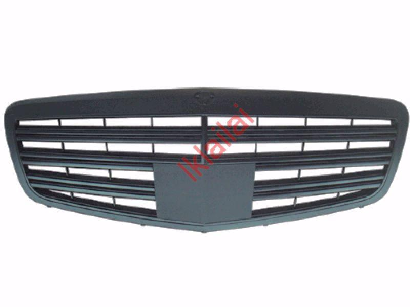 Mercedes Benz S-Class W221 '10 Front Grille S65 Look All Black