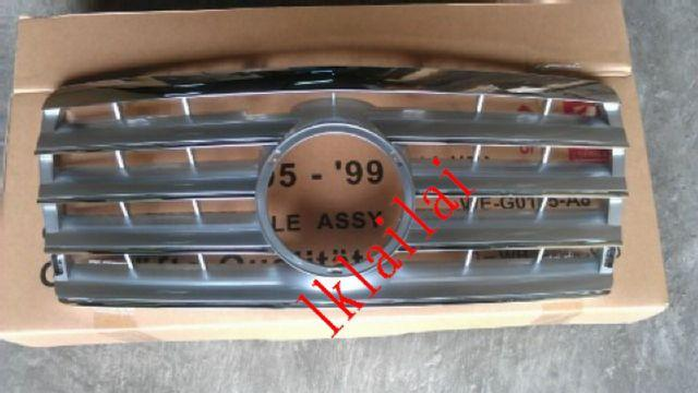 Mercedes Benz W124 `93-95 Front Grille CL Style [Silver]