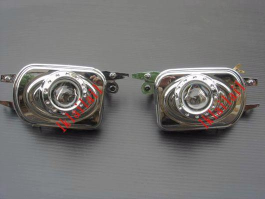 MERCEDES BENZ W203 Crystal Projector Fog Lamp [W203-FL05-U]