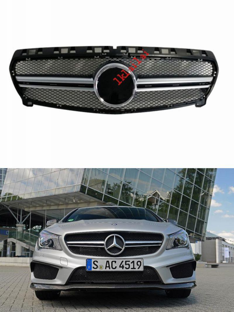 Mercedes A-Class W176 `13 A45 Look Sport Grille