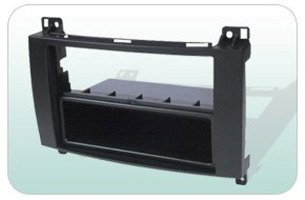 MERCEDES W169 2005-2009 Double/ Single Din Player Casing Panel