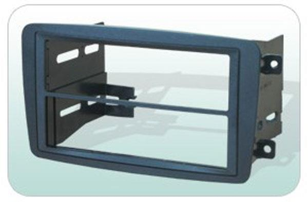 MERCEDES W467/ C209 Double/ Single Din Casing Panel [BN-25M2340]