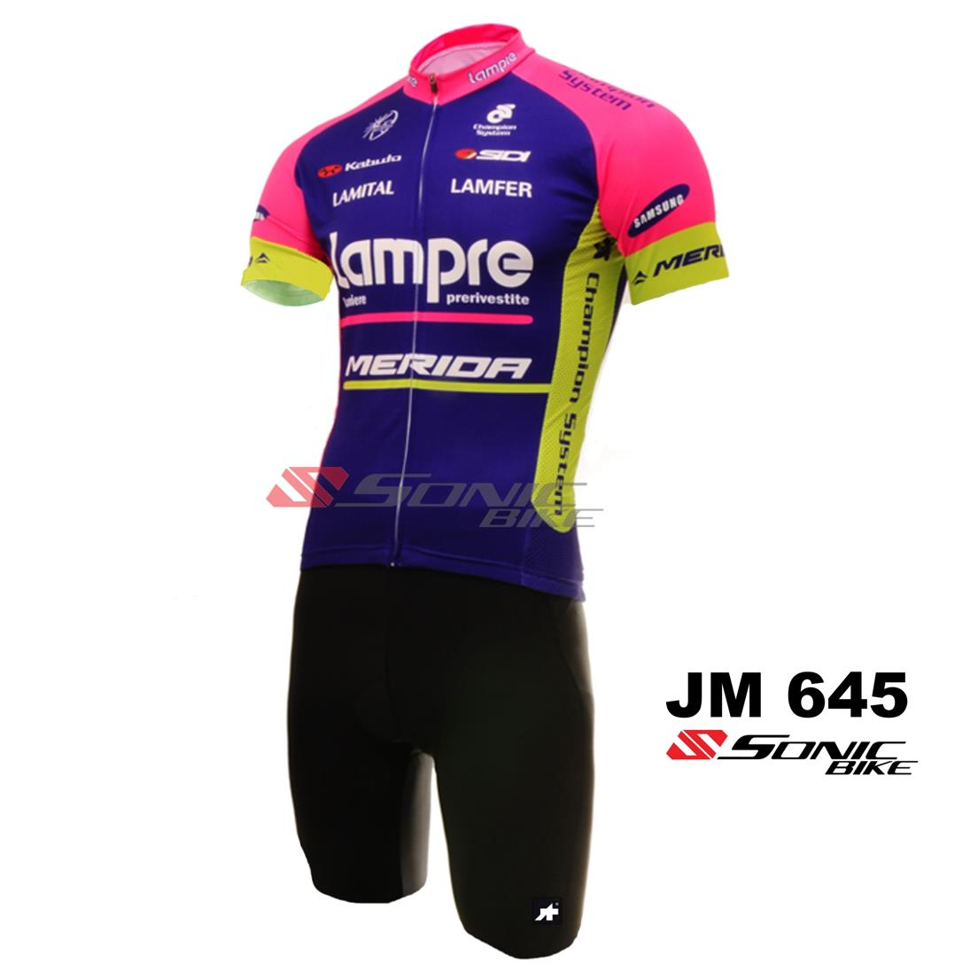 MERIDA LAMPRE CYCLING JERSEY- JM645