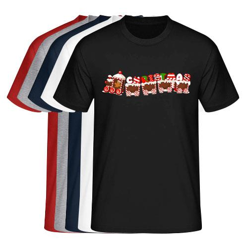 Merry Christmas Day T-Shirt TS-568