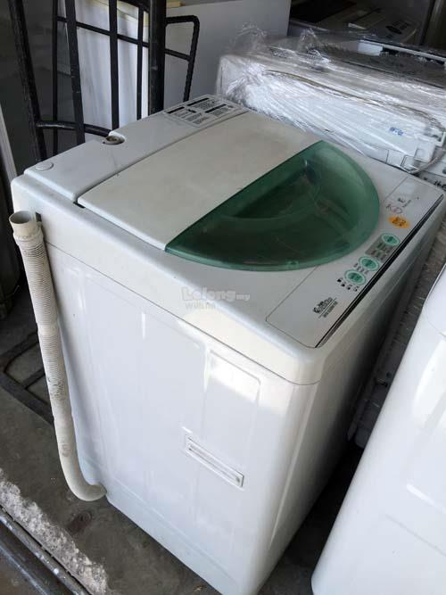 Mesin Washer Panasonic Mesin Washing Machine Auto Refurbish Recond Top