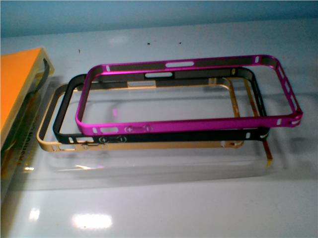 Metal Bumper Iphone 5