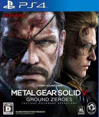 Metal Gear Solid V Ground Zeroes (PS4) (ENG)