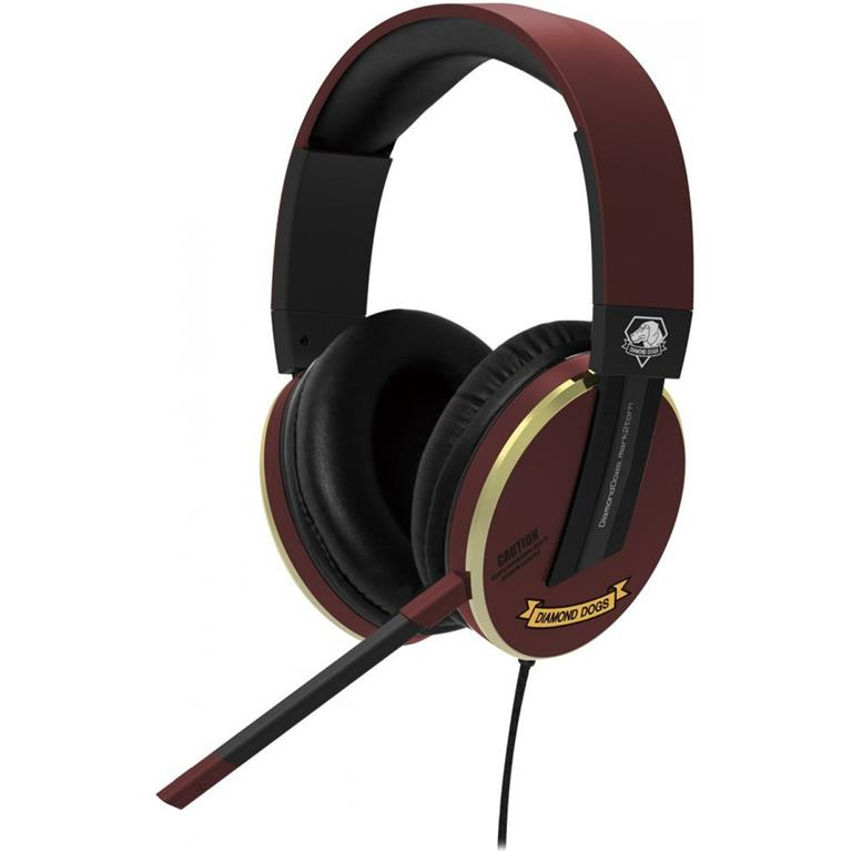 Metal Gear Solid V: The Phantom Pain Headset for PS4