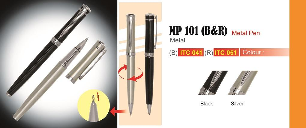 Metal Pen MP101 (B/R)