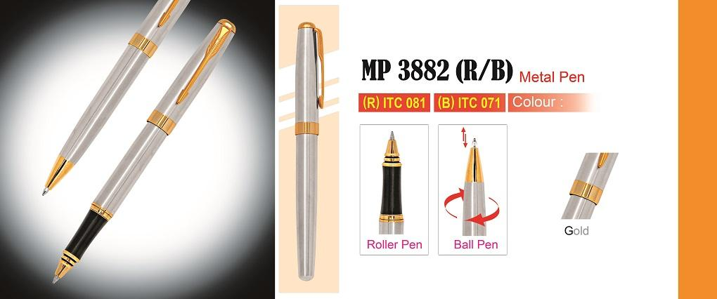 Metal Pen MP3882(R/B)