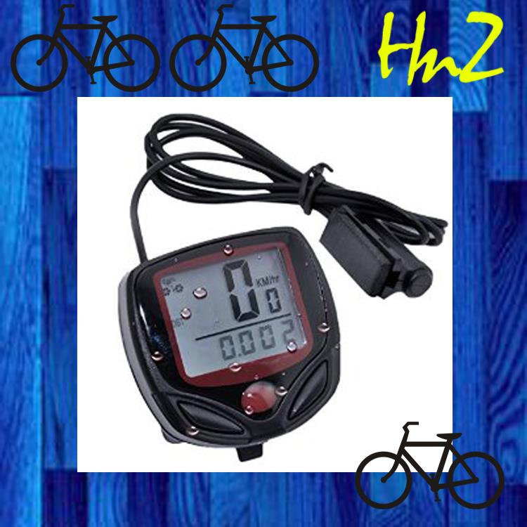 meter basikal speedmeter wired METER BICYCLE ODOMETER