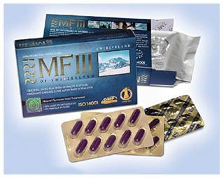 MF3/MFIII Sheep Placenta Extract Softgel 30's ( 4 boxes) FREE 80s