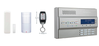 MG6250PKG Paradox Magellan Series Wireless Alarm Package