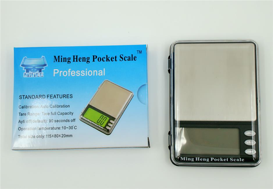 MH -339 Mini Portable Digital Pocket Jewellery Weighing Scale
