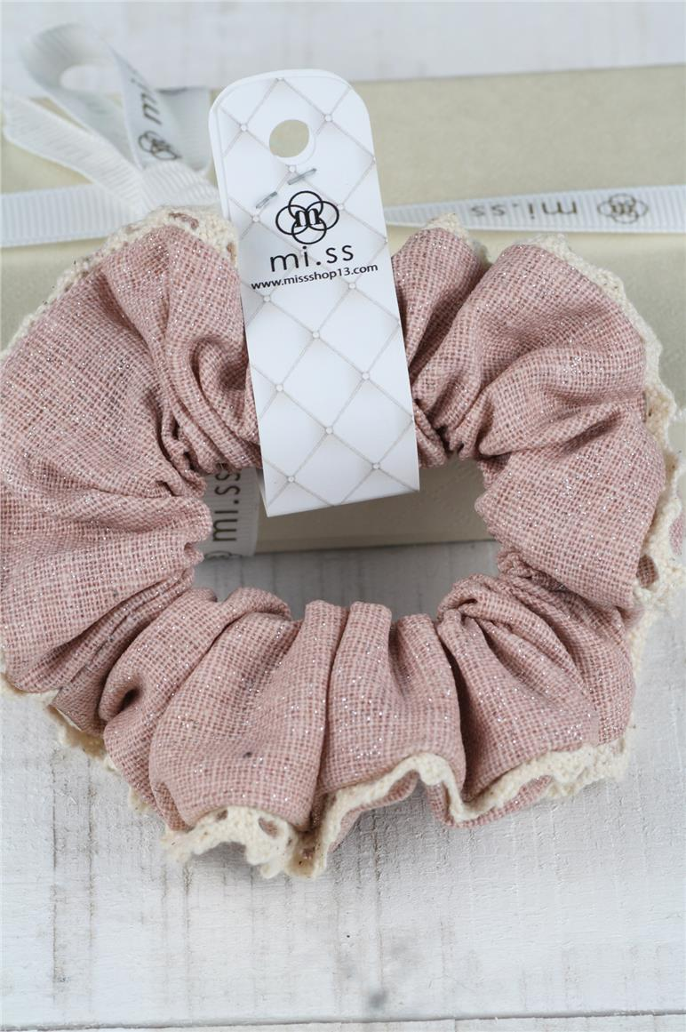 MI.SS Fabric Hair Tie h0109fht-4