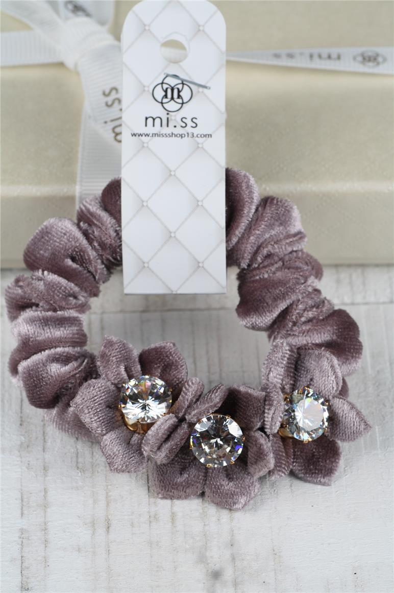 MI.SS Fabric Hair Tie h0115fht-1