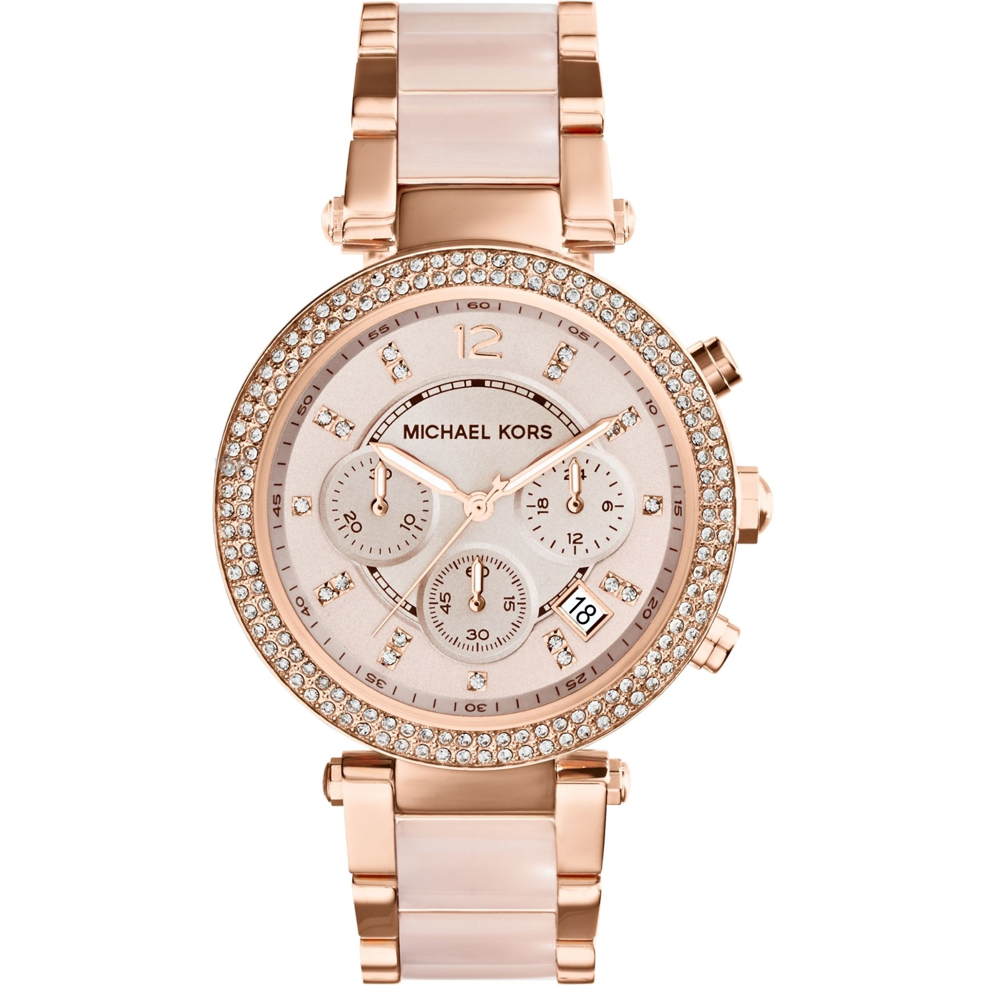 Michael Kors MK5896 Women's Chronograph Parker Watch