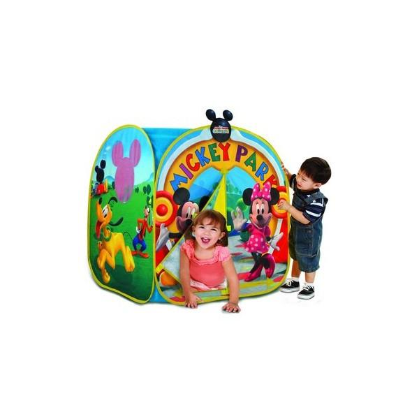Mickey Mouse Clubhouse Tent  sc 1 st  Lookup Before Buying : mickey play tent - memphite.com