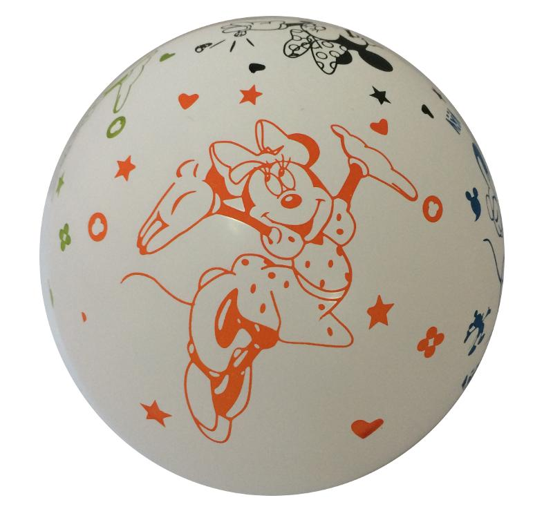 Mickey Mouse Minnie Mouse All Over Balloon 12 inch Balloons