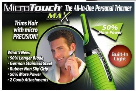 micro touch max (ASOT)