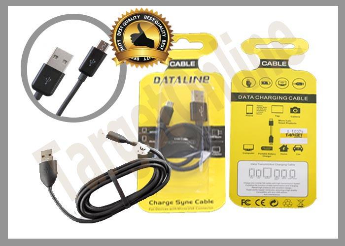 Micro USB Data Fast Charging for Android/iPhone