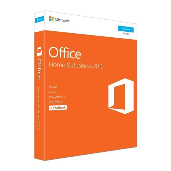 Microsoft Office Home and Business 2016 SKU T5D-02695 for Windows 1PC