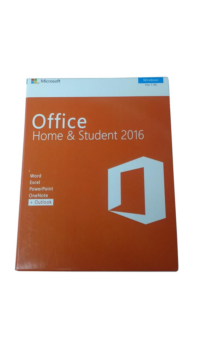 MICROSOFT OFFICE HOME & AND STUDENT 2 (end 4/8/2018 3:15 PM)