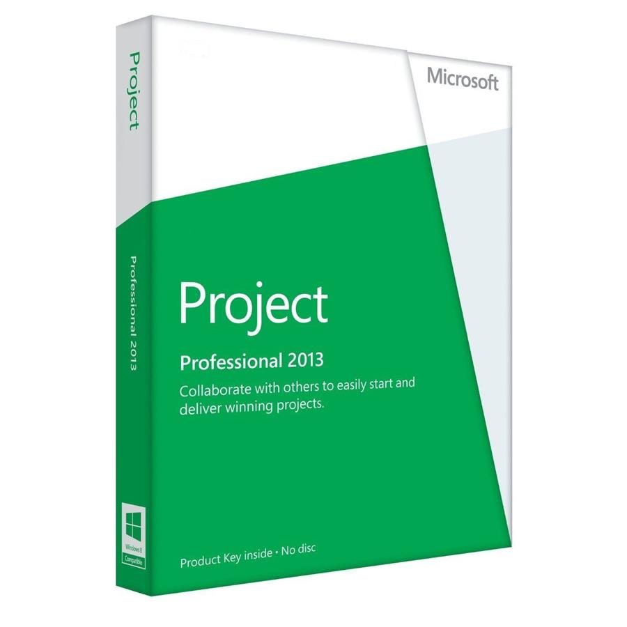 Microsoft Project 2013 Professional Serial