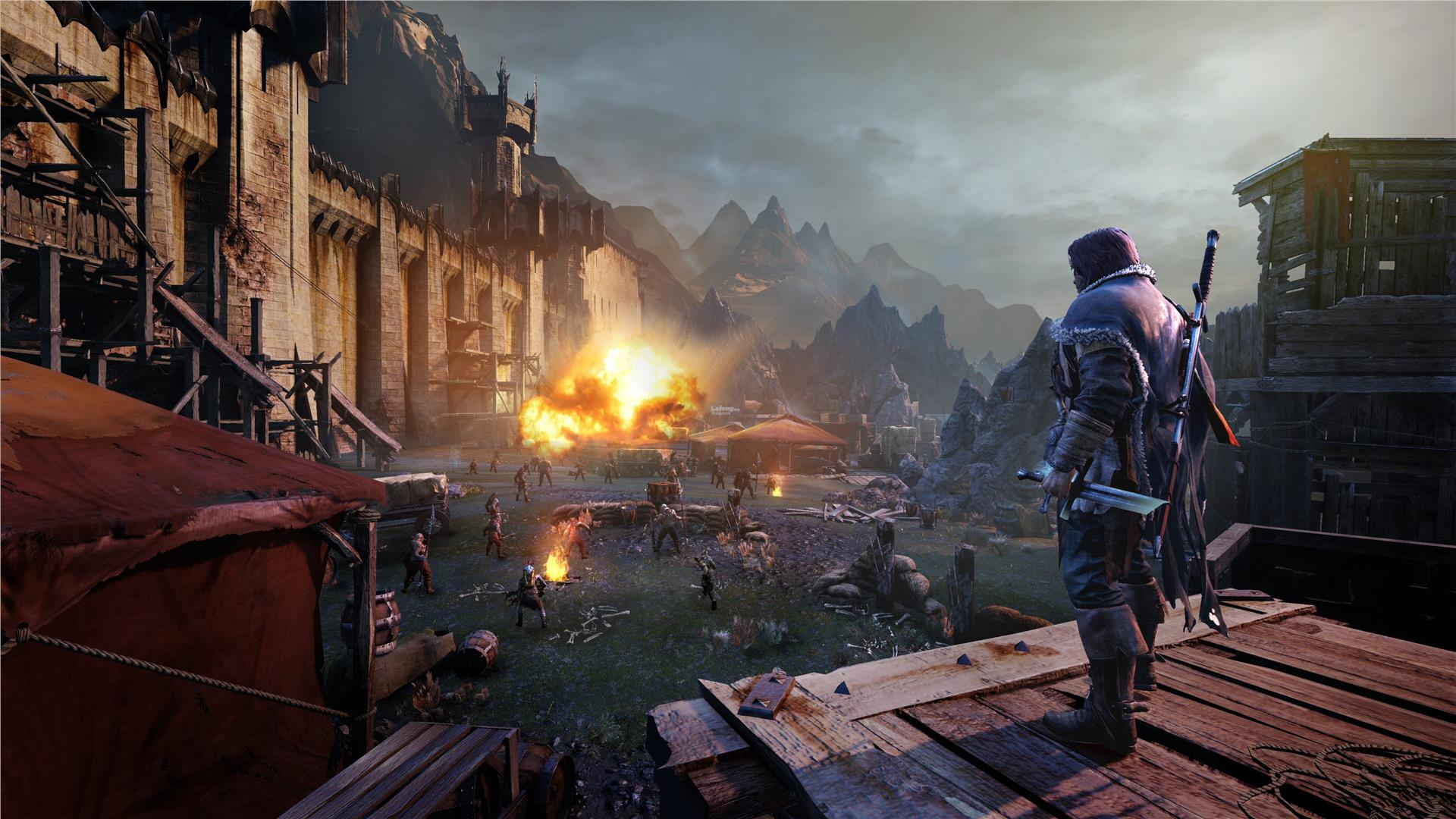 Middle Earth Shadow Of Mordor (Main Game & DLC) (PC)