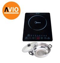 Midea C21-RT2120 RT2120 2120 Induction Cooker 2100W