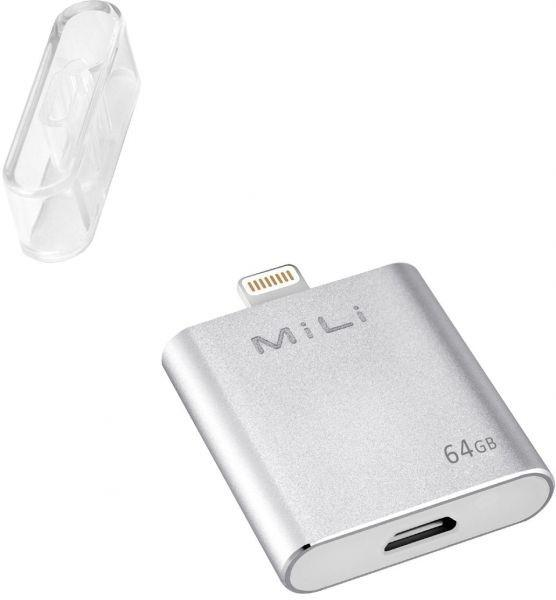 MiLi iData 64GB Portable Storage USB Flash Drive