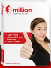 Million Payroll Maxi (Single User) Software Cash & Carry